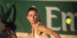 Camila Giorgi Roland Garros 2021