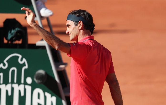 Roland Garros Roger Federer
