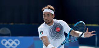 Olimpiadi Tokyo 2020 Fabio Fognini