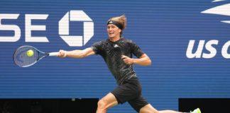 US Open 2021 Alexander Zverev Jannik Sinner