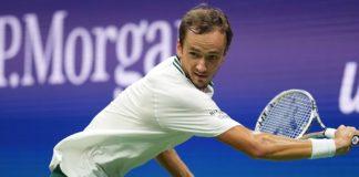 US Open 2021 Daniil Medvedev
