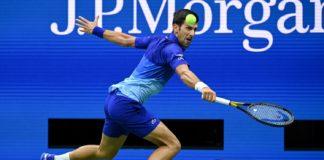US Open 2021 Novak Djokovic
