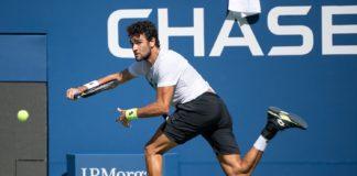US Open Matteo Berrettini