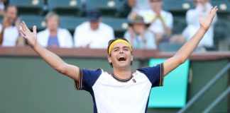 Masters 1000 indian wells Taylor Fritz